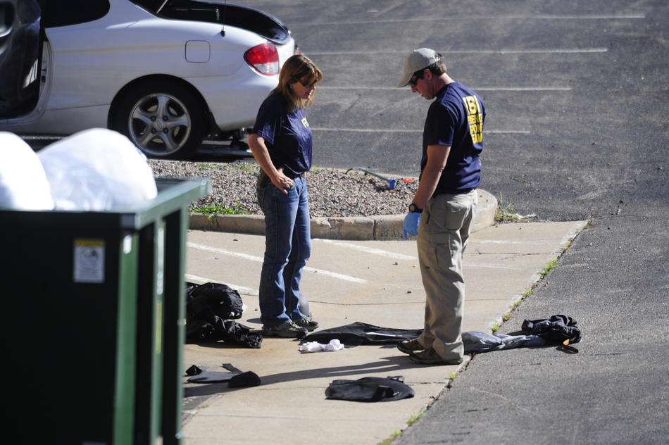 AURORA CENTURY 16 MOVIE THEATER SHOOTING: QUESTIONS/EVIDENCE